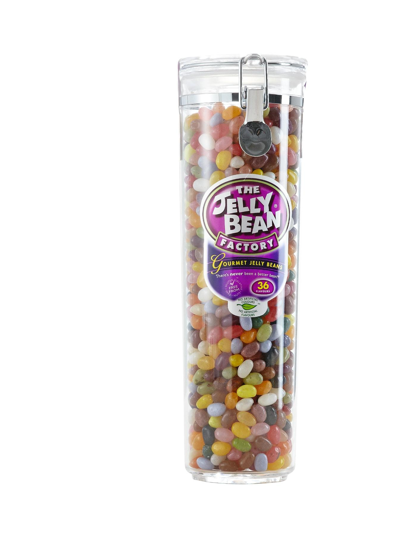 1.3kg Spaghetti Jar of Gourmet Jelly Beans