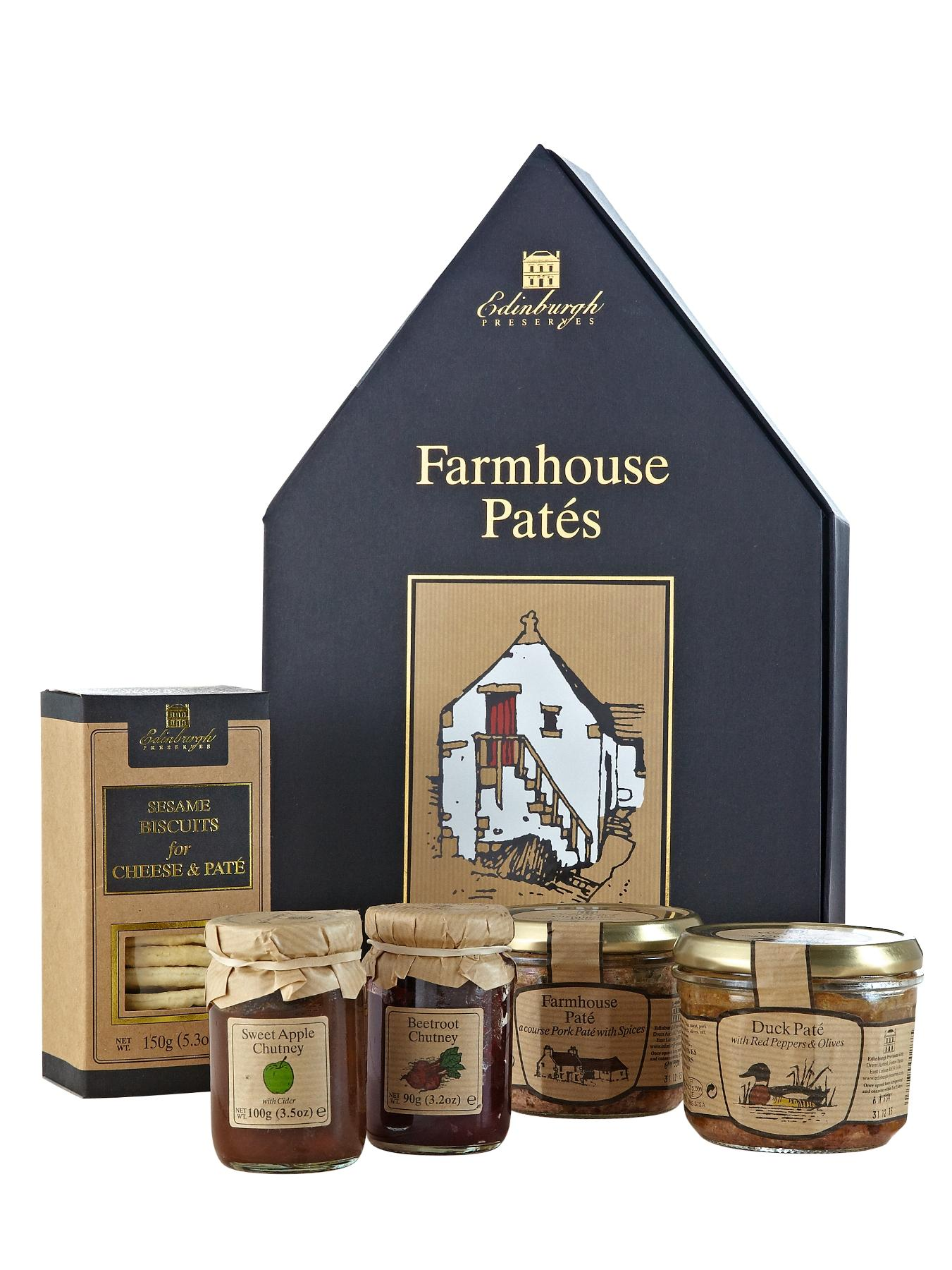Farmhouse Pates Gift Box