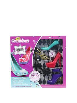 crayola-creations-hot-heels-5-pack