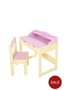executive-desk-and-chair-pink