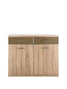 dyplomat-2-door-2-drawer-sideboard