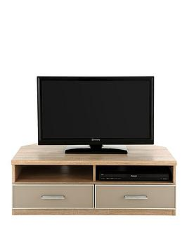 Dyplomat Corner TV Unit  fits up to 42 inch TV