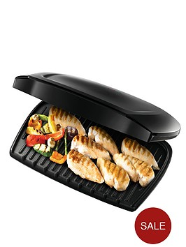 george-foreman-18910-entertaining-10-portion-grill-black