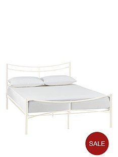 aura-metal-bed-frame-with-optional-mattress