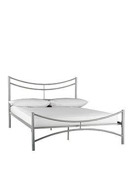 aura-metal-bed-frame-with-optional-mattress