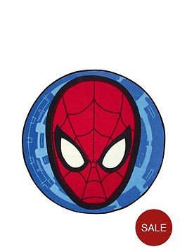 spiderman-spiderman-ultimate-city-shaped-rug