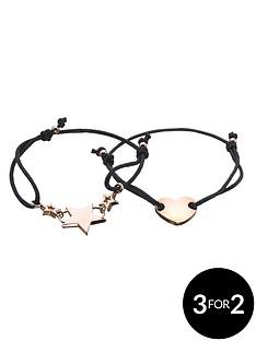set-of-2-rose-gold-friendship-bracelets