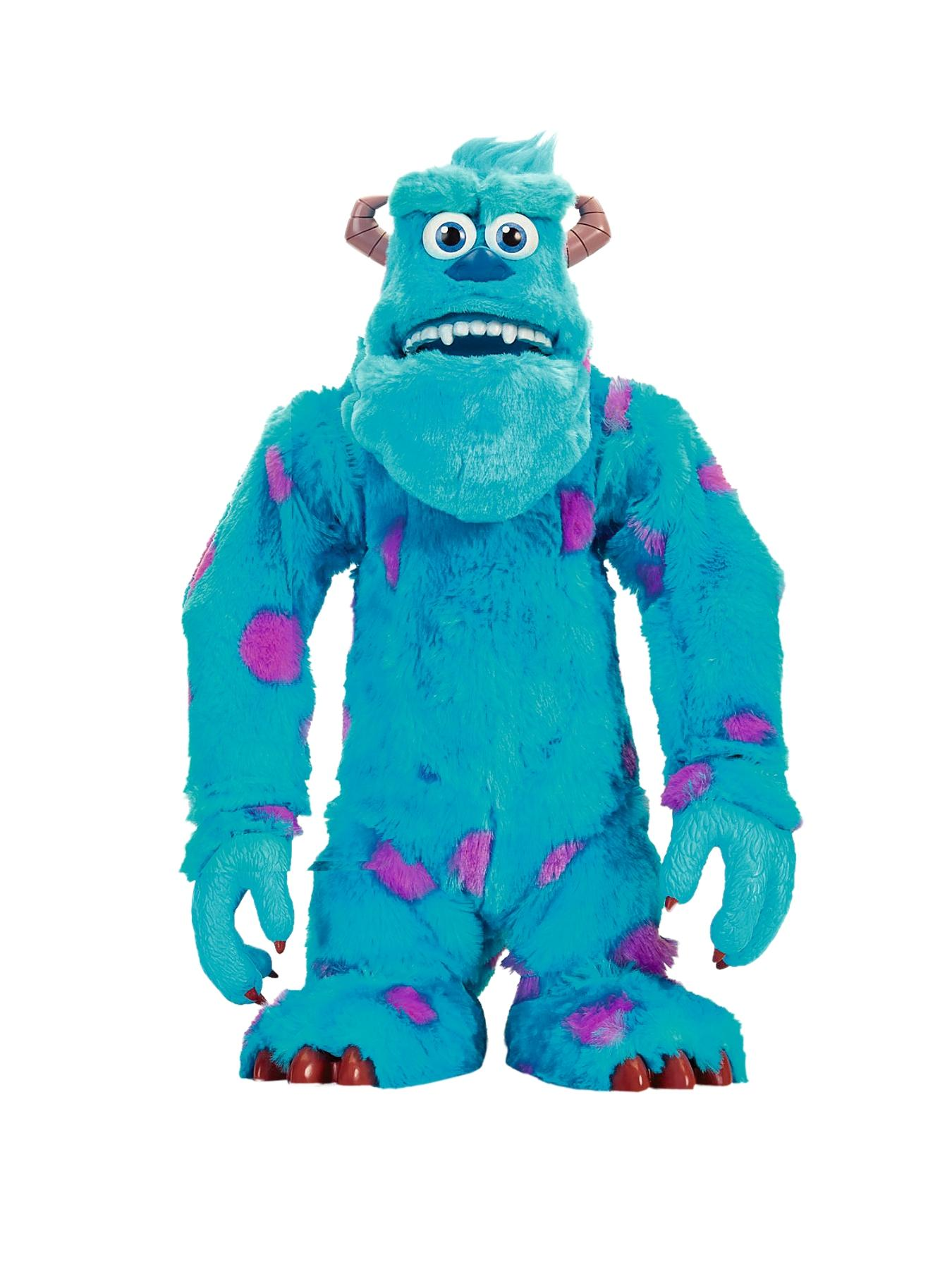 Scare Off Sulley