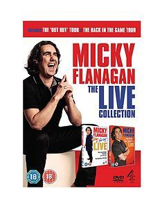 mickey-flanagan-live-collection-boxset-dvd