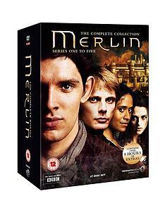 merlin-series-1-5-dvd