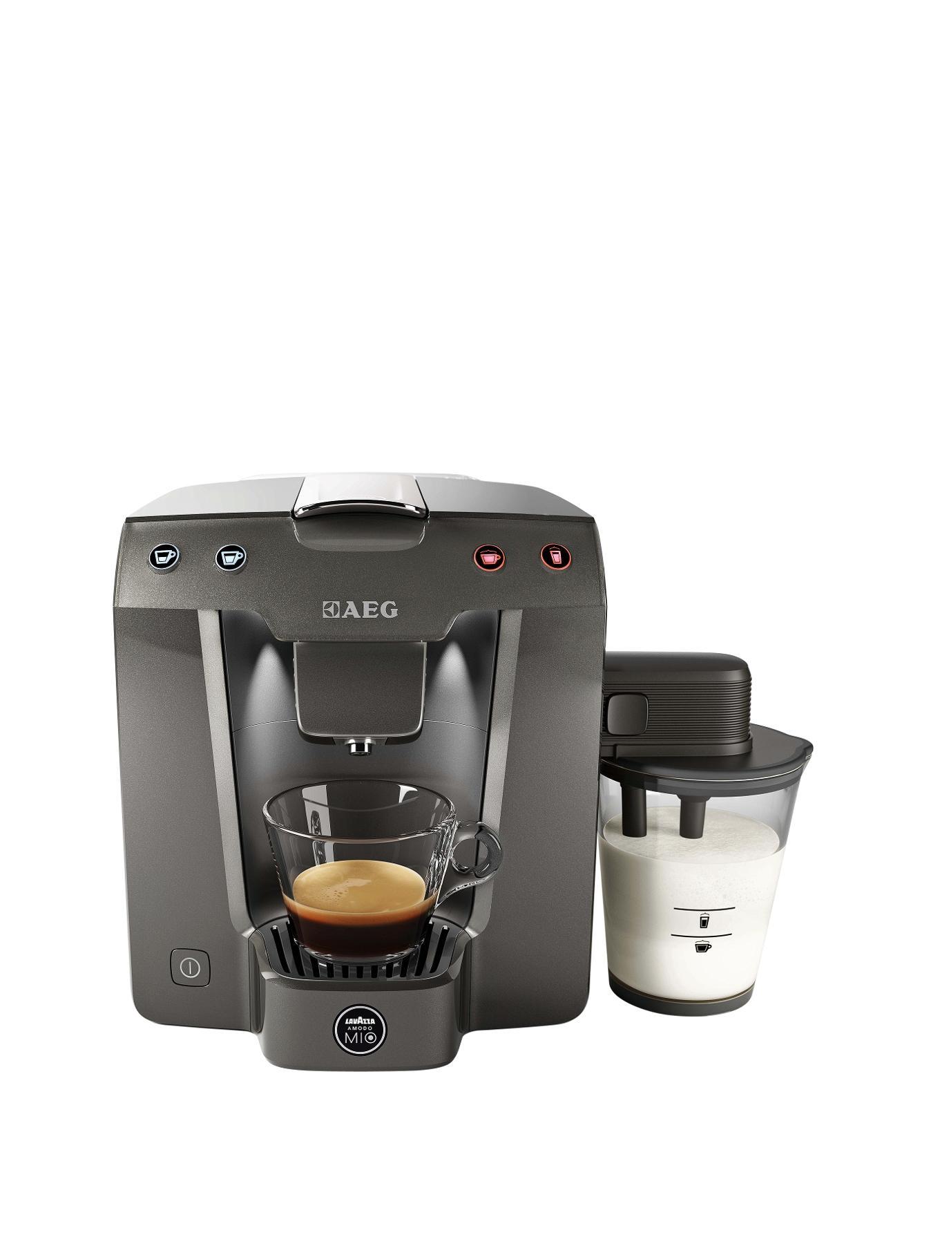 LM5400-U Favola Cappuccino Maker - Black