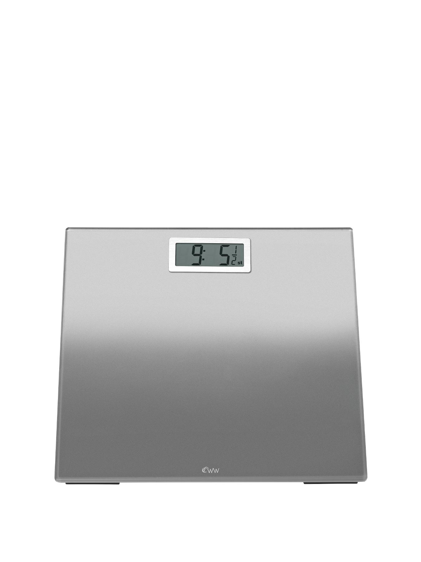 8999U Ultra Slim Designer Glass Scale