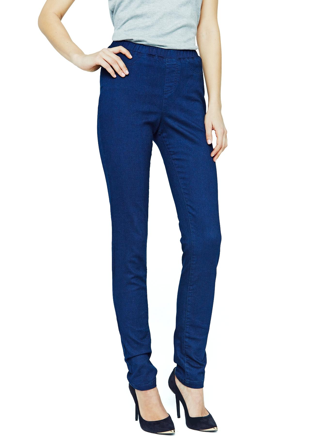 Tall Denim Jeggings, Blue,Red,Black,Indigo