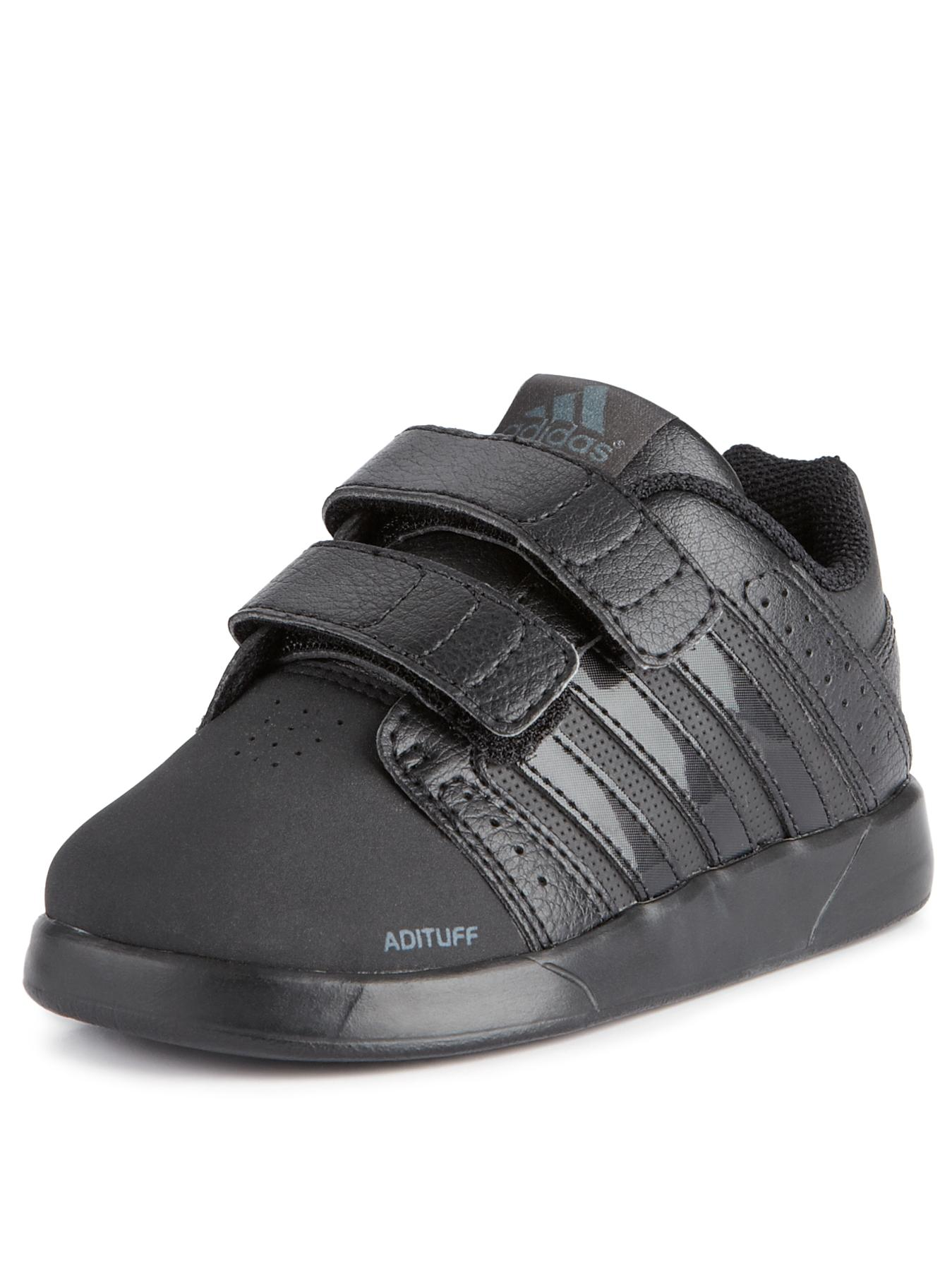 BTS Class 4 Cf Toddler Trainers - Black, Black