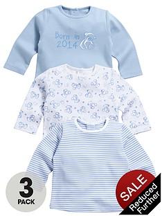 ladybird-blue-t-shirts-3-pack