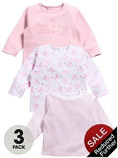 ladybird-pink-t-shirts-3-pack