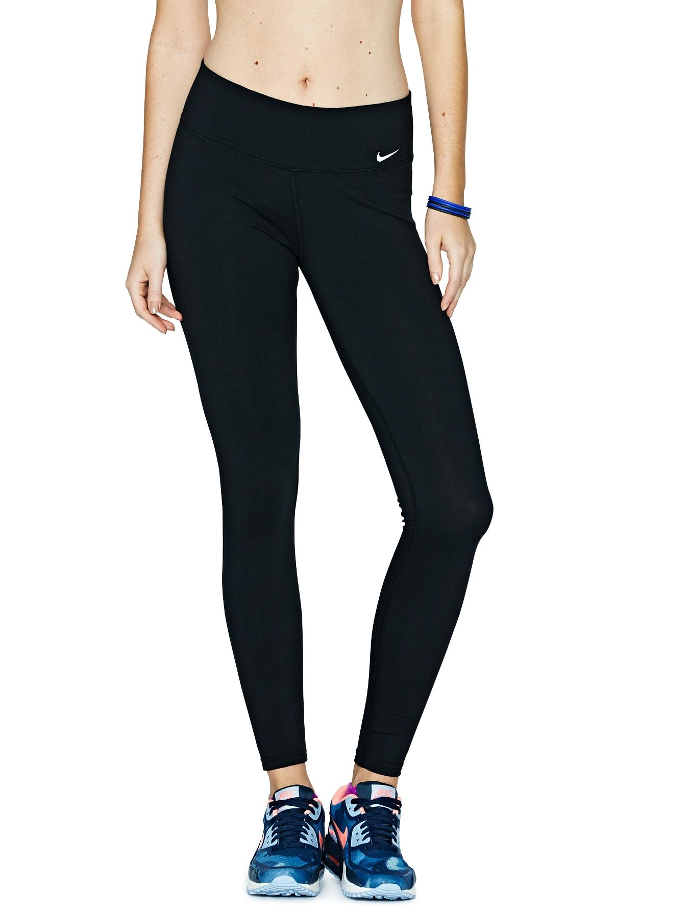 Legend Tight DFC Pants, Black