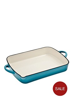 denby-azure-cast-iron-oblong-roaster