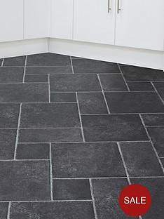 slate-effect-cushioned-vinyl-flooring