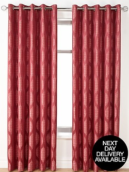 ogee-jacquard-eyelet-curtains