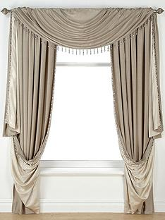 laurence-llewelyn-bowen-grande-finale-faux-silk-reversible-slot-top-curtains
