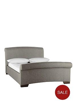 hazel-fabric-bed-frame-with-optional-mattress