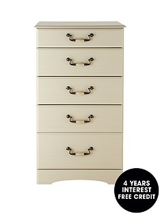 consort-new-avanti-ready-assembled-graduated-chest-of-5-drawers