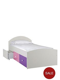kidspace-new-metro-low-storage-bed-with-optional-mattress