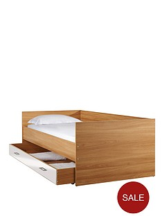 kidspace-ohio-single-bed-frame-pull-out-guest-bed-mirrored