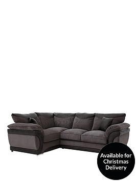 maze-fabric-and-faux-leather-left-hand-sofa-bed-corner-group