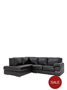 primo-left-hand-leather-corner-group-sofa