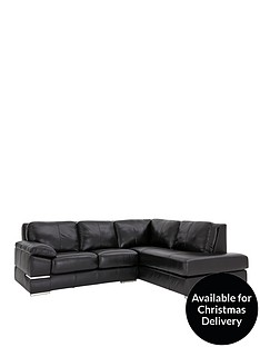primo-right-hand-leather-corner-group-sofa