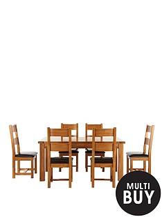 oakland-solid-oak-dining-table-6-chairs
