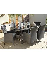 Monte Carlo 7-Piece Dining Set