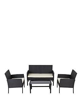 rattan-4-piece-sofa-set