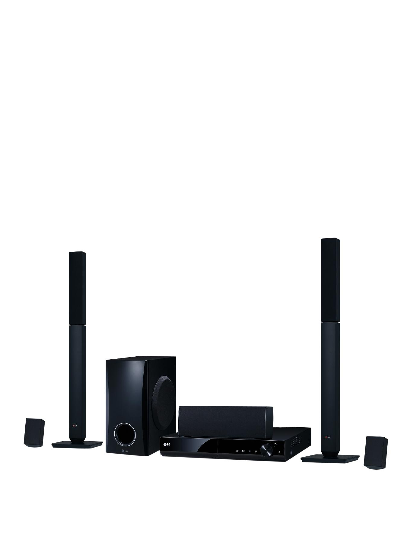 DH4430P 330-Watt DVD Home Theatre System