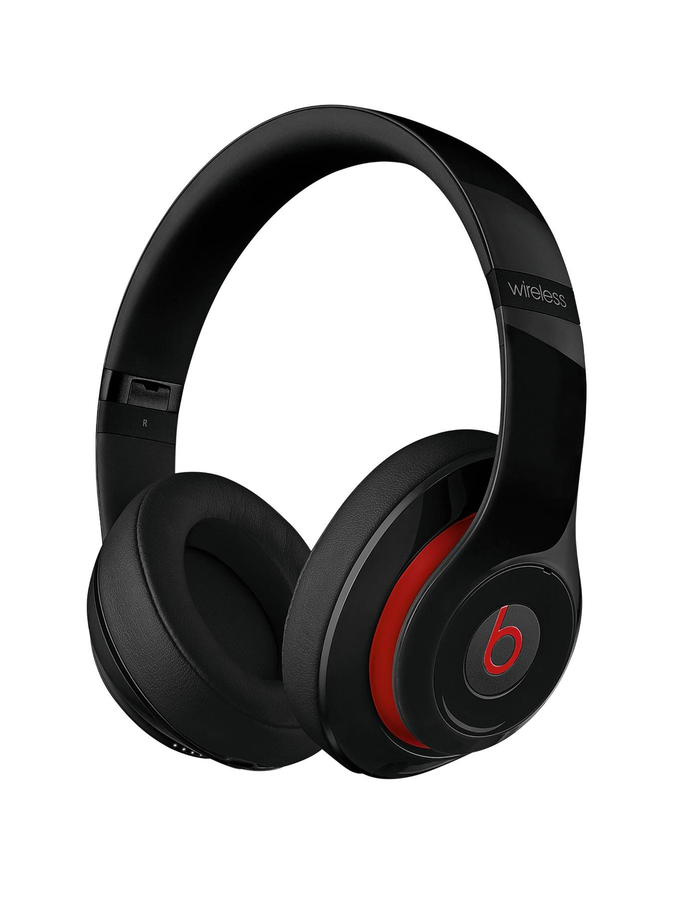 Studio Wireless Headphones - Black