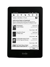 Paperwhite 6 inch 4Gb eReader with Wi-Fi and Built-in Light - Black