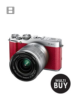 fuji-x-a1-interchangeable-lens-camera-with-wifi-and-xf16-50mm-lens-kit