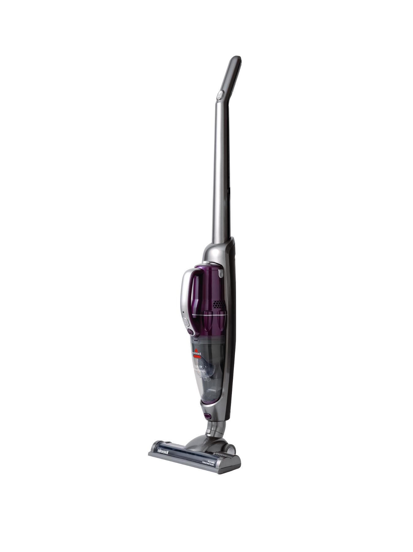 2-in-1 Cyclonic Cordless Stick Vacuum Cleaner