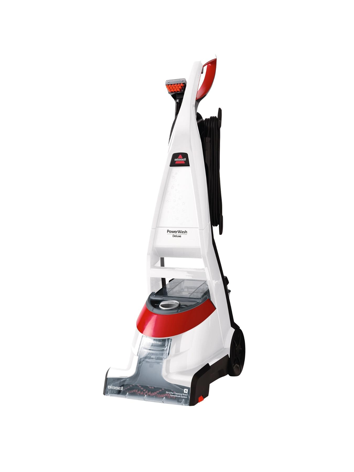Powerwash Delux Carpet Washer
