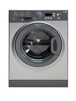 Hotpoint Extra Wmxtf742G 1400 Spin 7Kg Load Washing Machine  Graphite