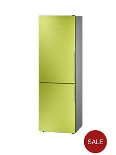 bosch-kgv36vh30s-60-cm-fridge-freezer-lime