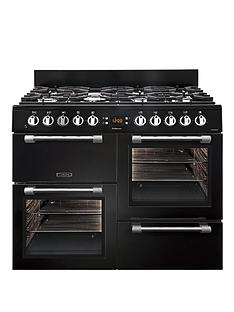 leisure-ck100f232k-100-cm-dual-fuel-cooker-black