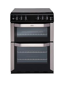 belling-belfsg55tcf-55cm-twin-cavity-gas-cooker-stainless-steel