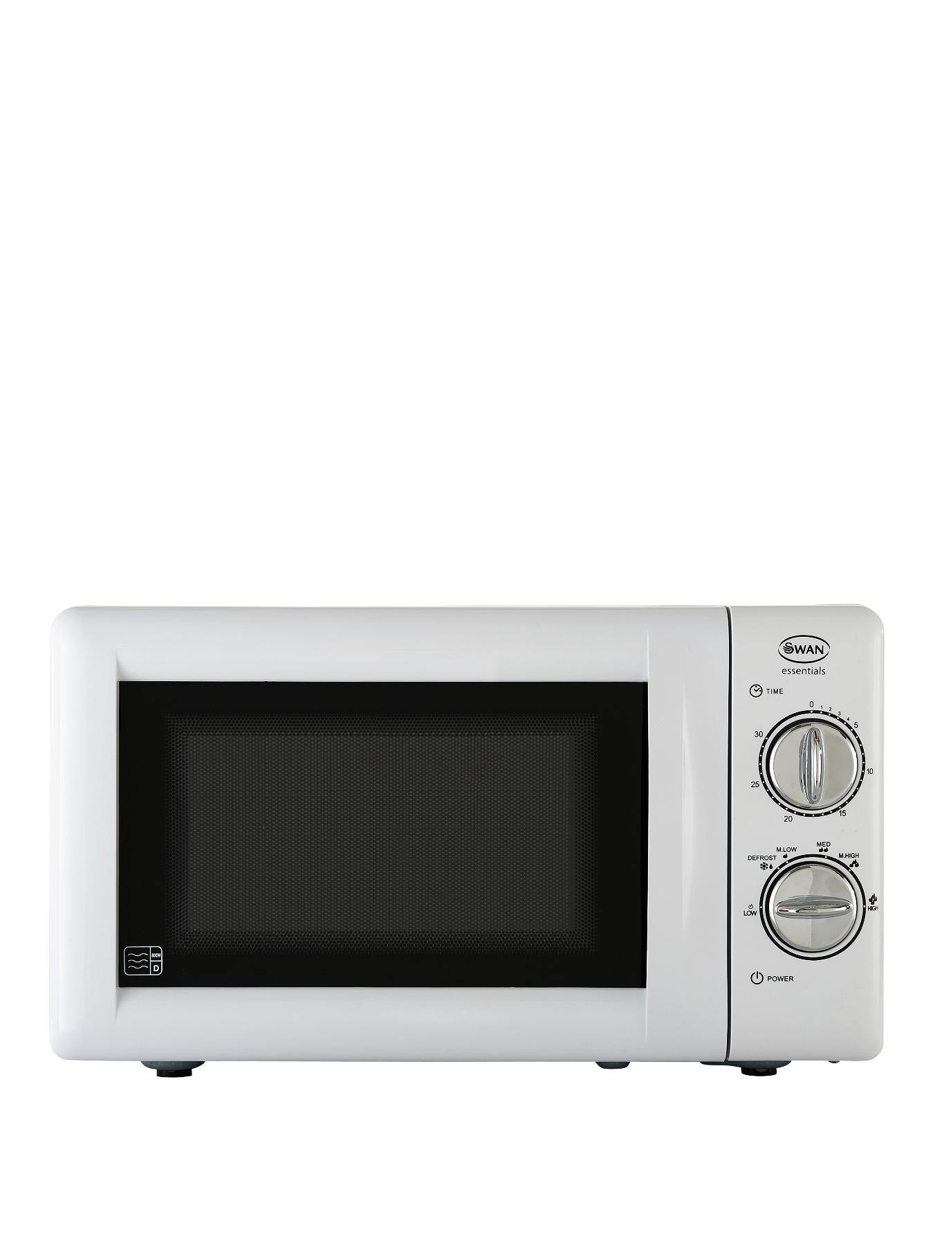 SM22020W 800-watt Microwave - White