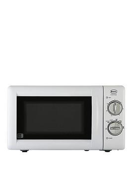 swan-essentials-sm22021w-800-watt-microwave-white