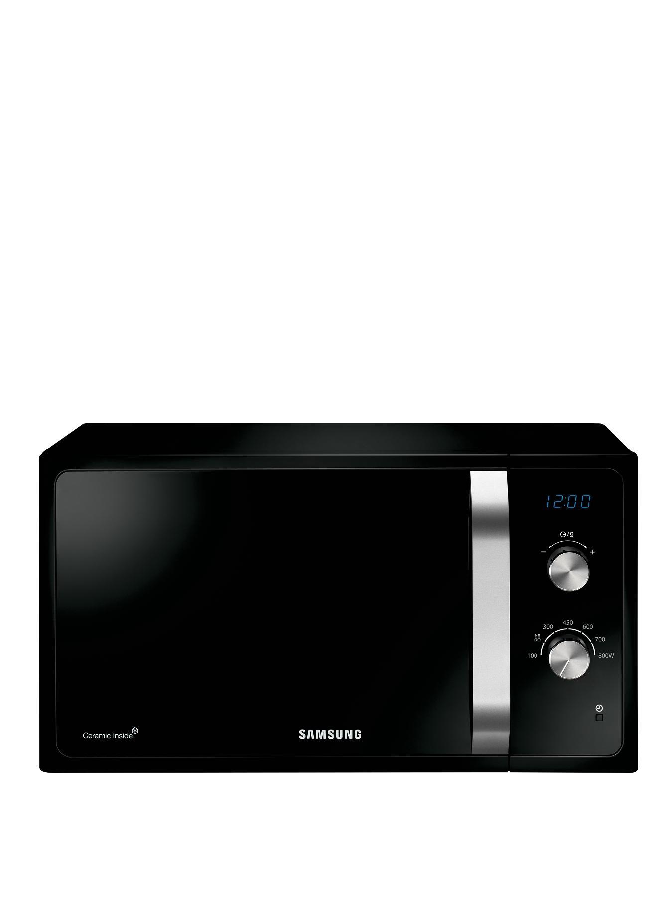 MS23F301EAK 23-litre, 800 Watt Solo Microwave