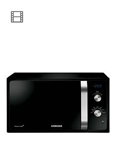 samsung-ms23f301eak-23-litre-800-watt-solo-microwave-black