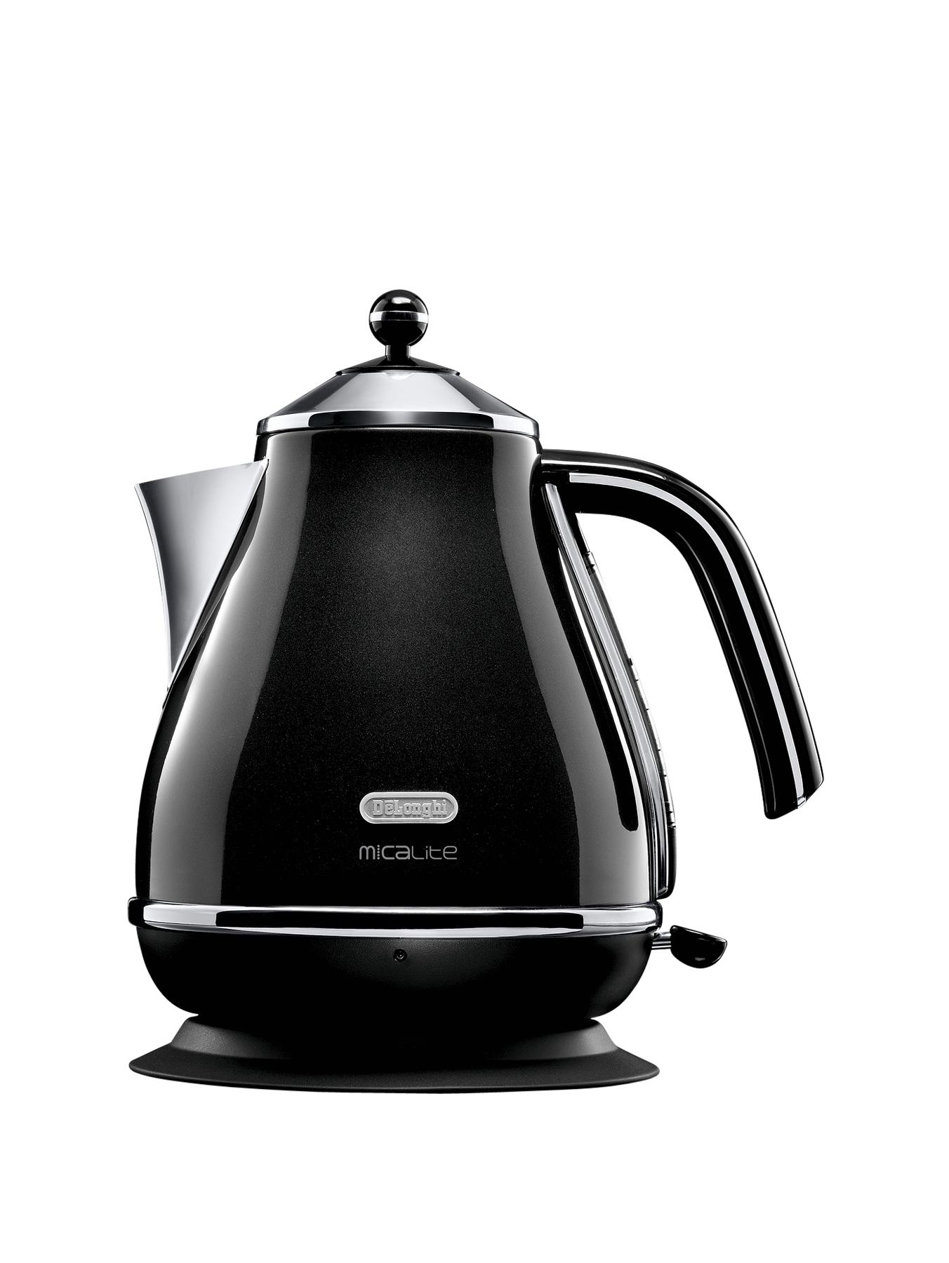 KBOM3001 Micalite Icona Kettle - Black